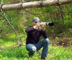 ME PHOTO HUNTING by RichardConstantinoff