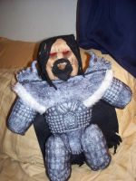 Mr Lordi Plush by Destinyfall