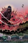 Godzilla Half Century War Issue 2 Cover by angieness