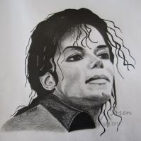 Michael Jackson -Sept 1, 2011 by ArtbySiren