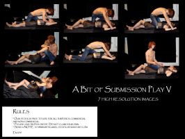 A bit of submission play V by Mithgariel-stock