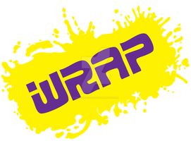 WRAP shirt logo by Crystal-the-CC