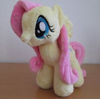 Fluttershy #5 by ManlyStitches