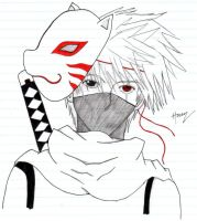 Anbu Kakashi by HaRRyLL