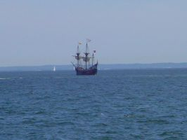 Pirate Ship by ArtieWallace