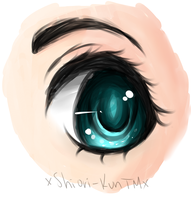 Eye Practice by xShiori-KunTMx