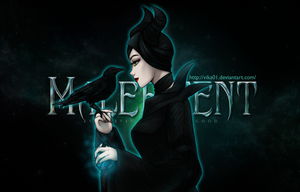 Maleficent by Vika01
