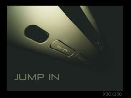 JUMP IN by art-e-fact