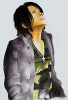 Hyde in Marker by zero-shikki