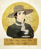 Holmes the beekeeper by MigraineSky