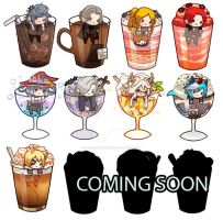 In A Cup :update: by PencilCrown