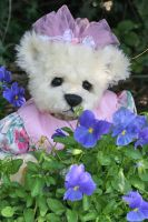Hand Made Teddy Bear by kimbearlys