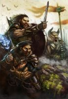 Warlords by geors