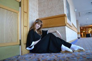 Orihime Inoue cosplay by shelle-chii