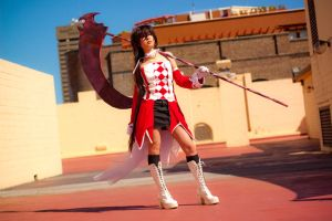 Pandora Hearts: Crimson Half by christie-cosplay