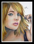 High Maint..: ArtSwitch-Engage by PortraitPencilArt