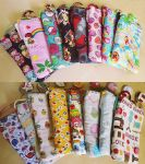 Big Batch of Original Fabric Purselets by Monostache