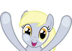 Derpy - 4th wall by Ocarina0fTimelord