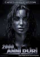 2000AnniDuri Vol.4  cover Contest by Rafido