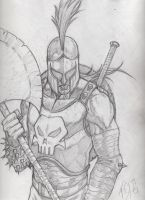 SPARTA, i mean...ARES by swordsmith86