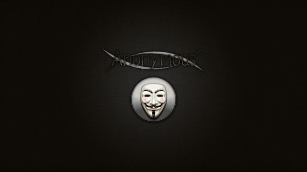 Anonymous by Blueonegermany