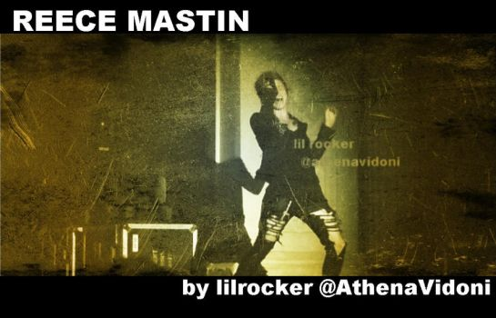 My Reece Mastin Wallpaper by WiDoWeD-VioLeTTe