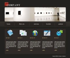 Business Webtemplate by X-netic