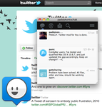 Twitter for Itsy by CapnGoat