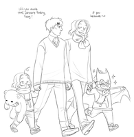 APH: FACE family by zulenha