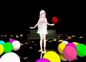 [MMD] just be friend stage (WIP) by zumichan100