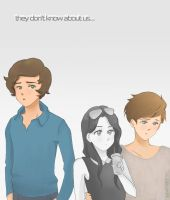 they don't know about us... {LARRY} by smartha