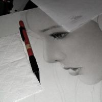 6th Drawing WIP1 2011 by KLSADAKO