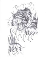 Tiger by shuichin152006