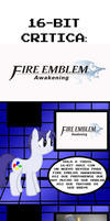 16-BIT - Fire Emblem Awakening Review by gamemastertom