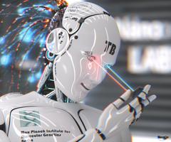 Anaglyph Robot Update by Bergie81