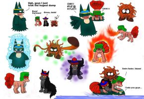 South Pokemon by Cloba94