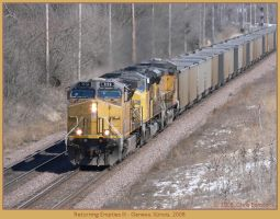 Returning Empties III by classictrains