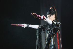 Bayonetta - Actress ) by OniksiyaSofinikum