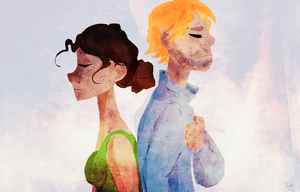 Sawyer and Kate by Selsea012