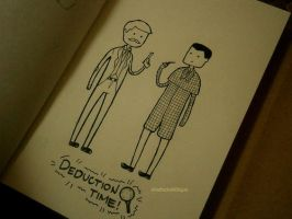 Deduction Time! by blessyo4