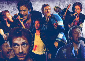 Chris Martin Wallpaper 2. by C-Jady