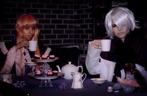 PH: Miss Sharon's Tea Party by JoiFuLStudios