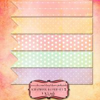 10 Scrapbook Banners by miabumbag