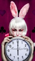 White Rabbit by MariaLawliet