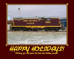 An Ohio Central Christmas by LDLAWRENCE