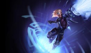 Pulsefire Draven by Borghot