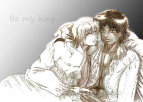 Be my king... :APLH: by Galatea-DNegro