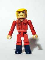 Hank Pym Custom Minimate by luke314pi
