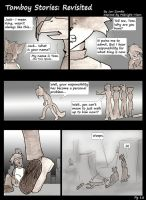 Tomboy Comics Revisited Pg 18 by TomBoy-Comics