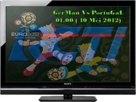 Pertandingan euro german Vs Portugas ( 2012) by jablayinside